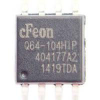 Микросхема EON EN25Q64-104HIP, Q64-104HIP