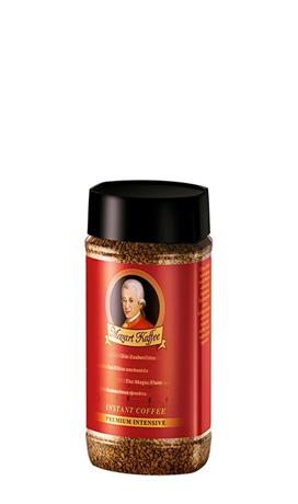 Кофе растворимый Mozart Premium Intensive  Darboven 100 гр