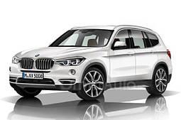 Килимки BMW X3 (G01)