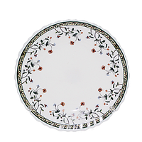 Тарелка Мильфлер 22 см SNT 30071-15023