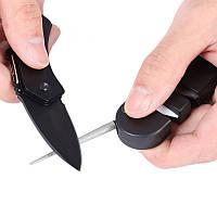 Мини точилка для ножей карманная!