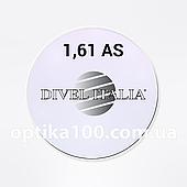 Компьютерная утонченная линза Divel Italia Silken Blue Natural 1.61 AS. Италия