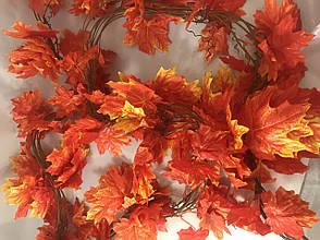 Искусственная лиана- клён осенний, фото 2
