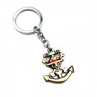 Брелок Ван-Пис One Piece Пираты Соломенной шляпы ОР27.013