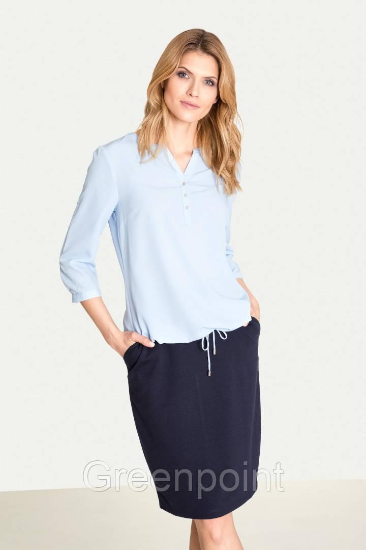 Жіноча блуза на зав язку  продажа 9f203fbf271bc