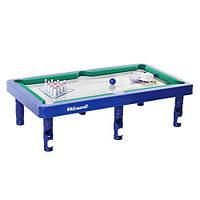 Настольная игра 5 в 1 бильярд Let'sSport 21256