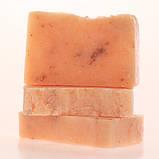 Для всієї сім'ї пілінгове мило [Для всіх типів шкіри. Тонізуюча та протимикробна дія], фото 2