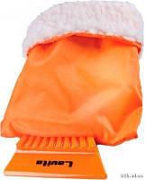Скребок для снега и льда варежка LA 250302