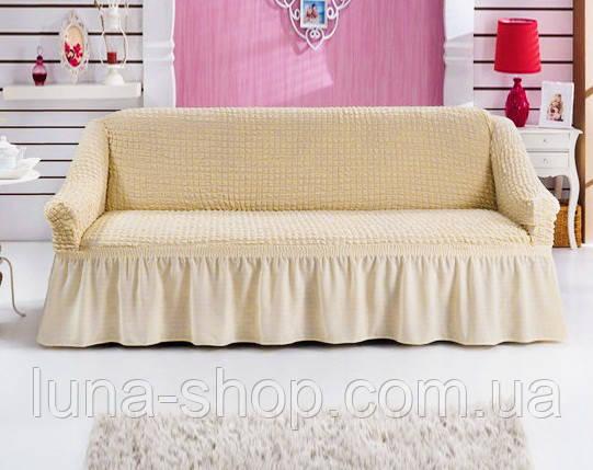 Чехол на 3-хместный диван, разные цвета, Турция