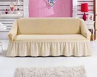 Чехол на 3-хместный диван, разные цвета, Турция, фото 1