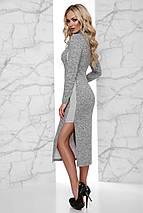 Женское ангоровое платье-миди по фигуре (Аниэллаjd), фото 3