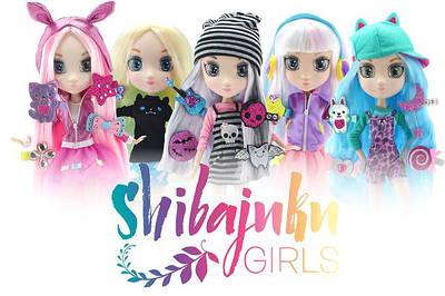 Куклы Шибаджуку - Shibajuku