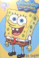 Карты детские (36 шт.) SpongeBob
