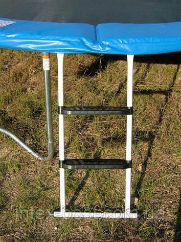 Лестница для батутов, фото 2