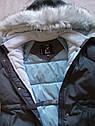 Супер!! Детская зимняя куртка парка на девочку X-Woyz 8263 Размер 42 Топ продаж!, фото 10