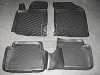 Коврики в салон автомобиля для Hyundai Getz 2 2002- (pp-172)