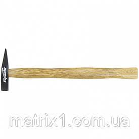 Молоток слесарный, 100 г, квадратный боек, деревянная рукоятка. SPARTA