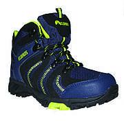 Ботинки Elbrus Loren Mid WP JR 32 р Черный (LorenBL)