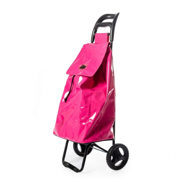 Сумка-тележка Epic City X Shopper Ergo 40 Neonic Hot Pink