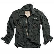 Куртка Surplus Heritage Vintage Jacket Schwarz Ge S Черный (20-3587-63-S)