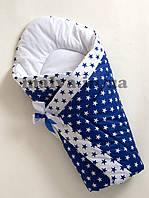 Зимний  конверт ― одеяло Медисон™ для новорожденного, фото 1