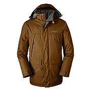 Куртка Eddie Bauer Rainfoil Insulated XS Коричневый (6019TOR)