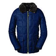 Куртка Eddie Bauer Yukon Classic Down M Синий (0028CT)
