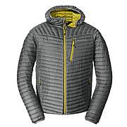Куртка Eddie Bauer MicroTherm StormDown M Серый (0856CD)