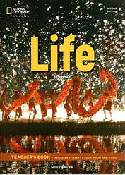 Life Second Edition Beginner Teacher's Book + Class Audio CD + DVD