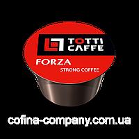 Кофе в капсулах Totti Caffe Forza 100 шт.