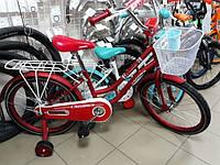 Двухколесный велосипед 16 дюймов ETERNAL Crosser