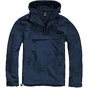 Куртка-анорак Brandit Windbreaker NAVY M Темно-синий (3001.8-M)