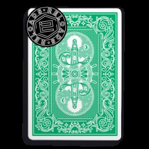 Карты игральные   Green Keeper Reloads