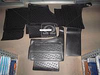Коврики в салон автомобиля для Volkswagen Touareg 2003-2010 (pp-160)