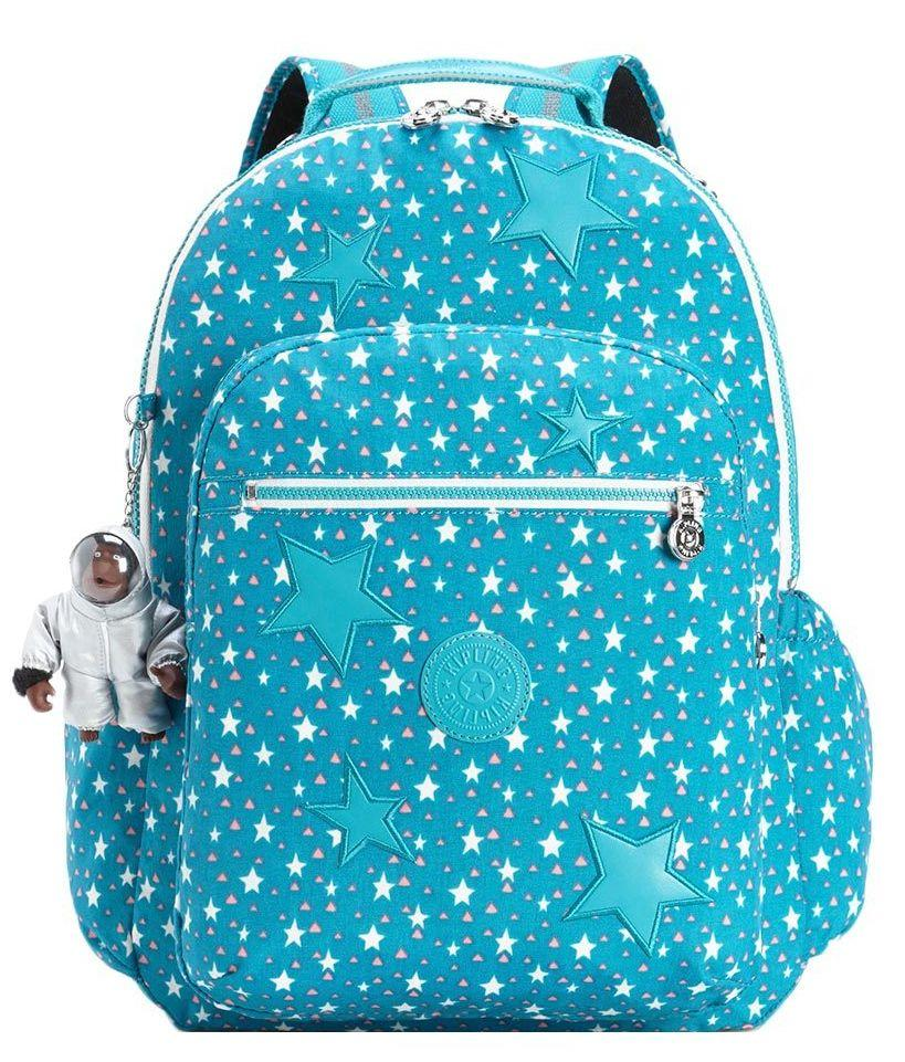 Городской рюкзак Kipling SEOUL GO K02005_83F 20 л., голубой