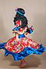 Детский карнавальный костюм ЦЫГАНКА , ЦЫГАНОЧКА на 8,9,10,11 лет новогодний маскарадный костюм ЦЫГАНКИ 329, фото 2