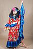 Детский карнавальный костюм ЦЫГАНКА , ЦЫГАНОЧКА на 8,9,10,11 лет новогодний маскарадный костюм ЦЫГАНКИ 329, фото 3
