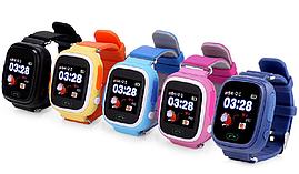 Детские часы-телефон Smart Baby Watch Q90S