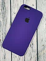 Чехол-накладка Original Soft Case iPhone 6 Ultra Violet