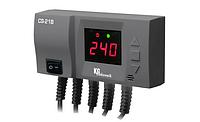 KG Elektronic CS-21B управление тепловентилятором