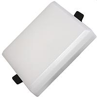 Светильник светодиодный 8Вт PA-S ESTARES 4500K квадратный, фото 1