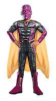 Карнавальный костюм Вижен Мстители МарвелCaptain America: Civil War Vision Deluxe Marvel, фото 1