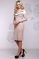 Теплое платье с ангоры SV 2985, фото 1