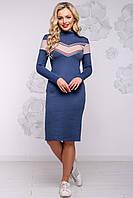 Теплое платье с ангорыSV 2914, фото 1
