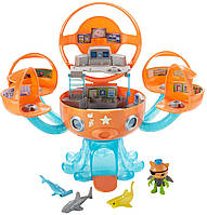 """Октонавты, Октобаза, Октопод  Подводная станция """"Приключение с акулами"""" Octonauts Octopod Shark Adventure, фото 1"""