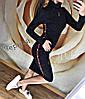 """Женское теплое платье - гольф """"Gucci"""" удлиненное 42-46р цвета в ассортименте"""