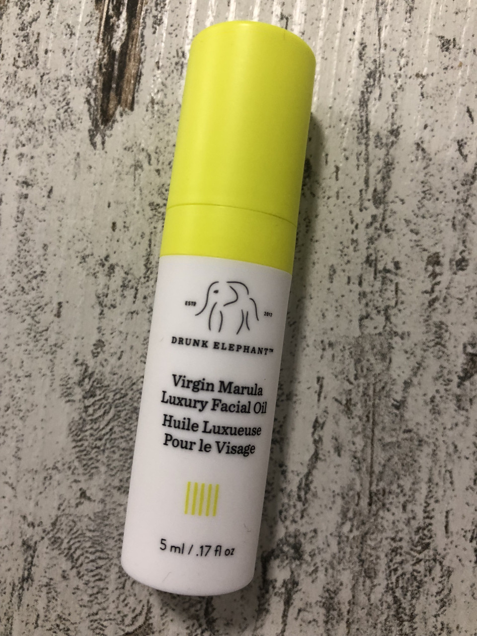 Масло для кожи лица DRUNK ELEPHANT Virgin Marula Luxury Facial Oil