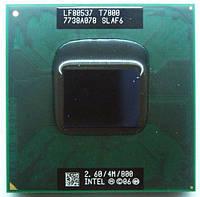 Процессор Intel Core 2 Duo T7800