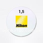 Японская линза для очков Nikon Classic 1.5 HCC