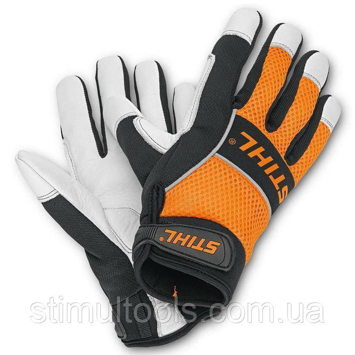 Профессиональные рабочие перчатки Stihl ERGO MS (размер XL)